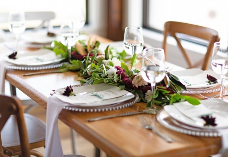 Oceanic Waterfront Holiday Parties