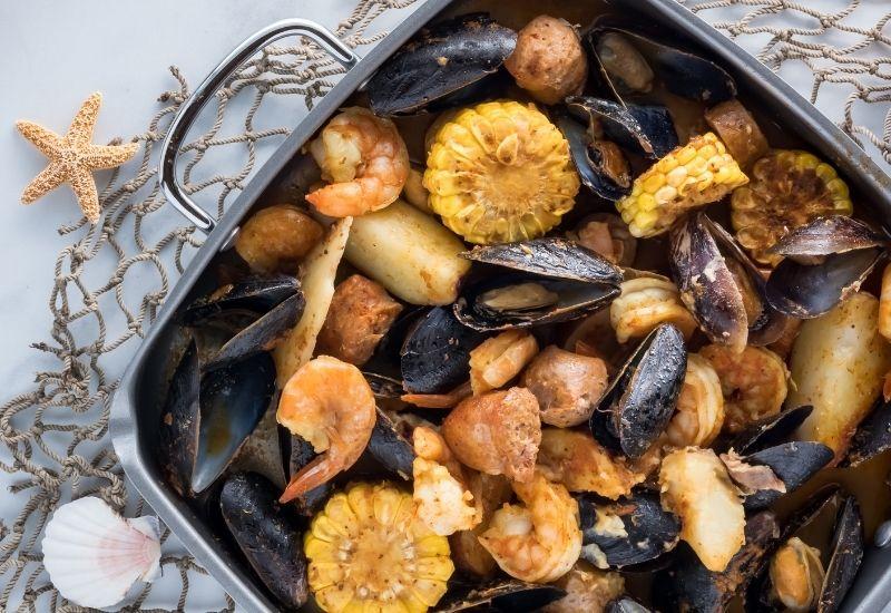 Oceanic Shellfish Bake