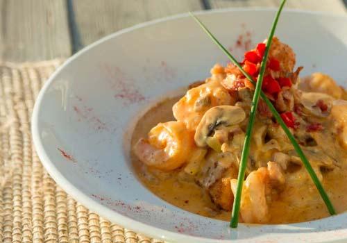 Our Coastal Cuisine